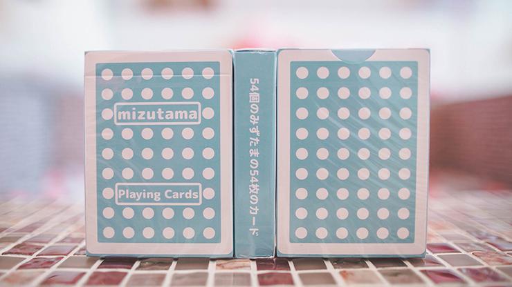 Mizutama Playing Cards - Riffle Shuffle