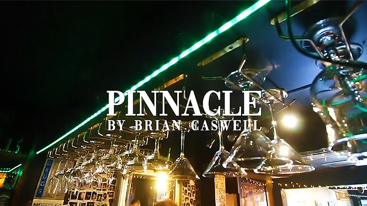 Pinnacle (Gimmicks and Online Instructions) by Brian Caswell - Trick