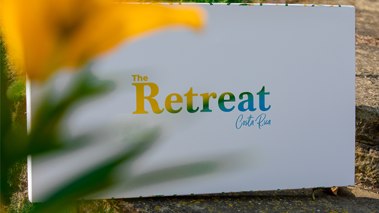 Limited Edition Retreat Gift Pack (includes 5 books, Artwork and 2 decks of Playing Cards) - Vanishing Inc