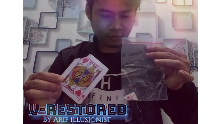 V-restored by Arif Illusionist