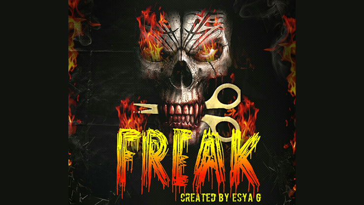 Freak by Esya G