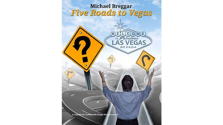 The Five Roads to Vegas - Michael Breggar eBook DOWNLOAD