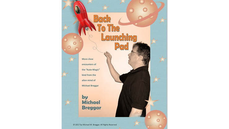 Back To The Launching Pad - Michael Breggar eBook DOWNLOAD