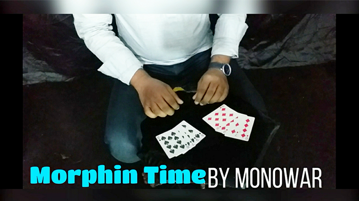 Morphin Time - Monowar video DOWNLOAD