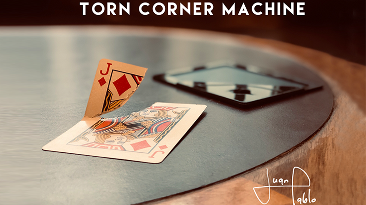 Torn Corner Machine (TCM) - Juan Pablo