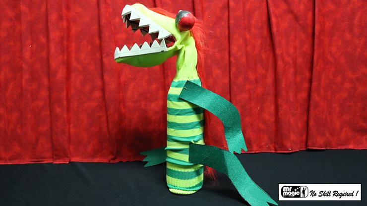 Dragon Puppet by Mr. Magic - Trick