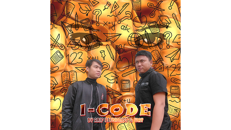 I-CODE by ARIF ILLUSIONIST & WAY