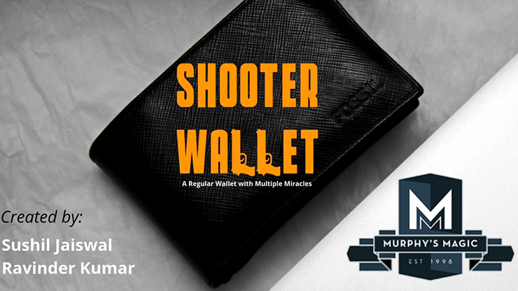 Shooter Wallet - Sushil Jaiswal and Ravinder Kumar video DOWNLOAD