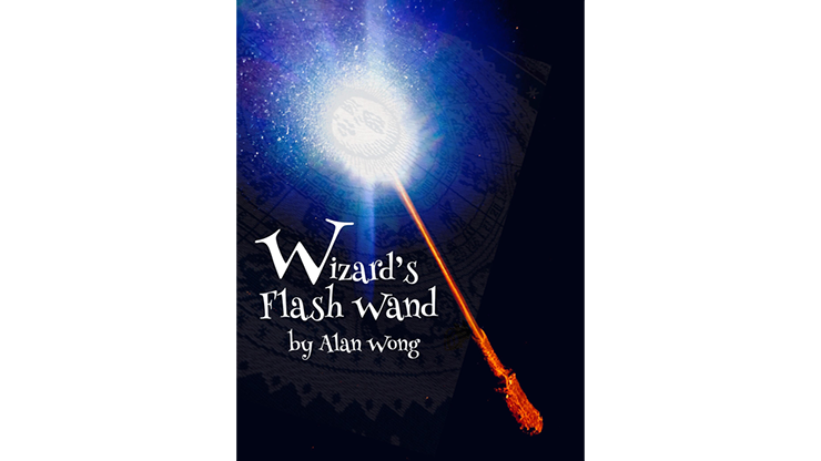 Wizards Flash Wand - Alan Wong