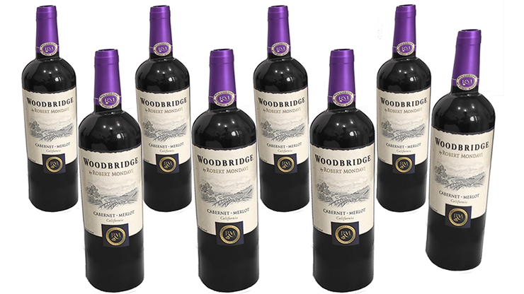 Multiplying Wine 8 Bottles (PURPLE) by Tora Magic - Trick