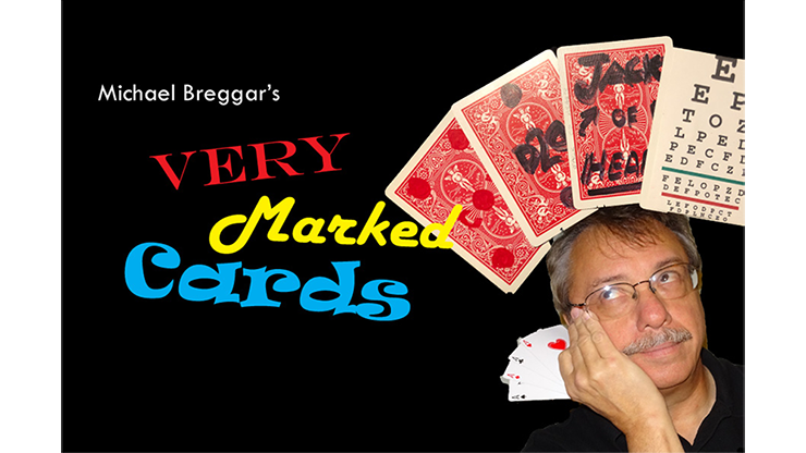 Very Marked Cards by Michael Breggar Mixed Media DOWNLOAD