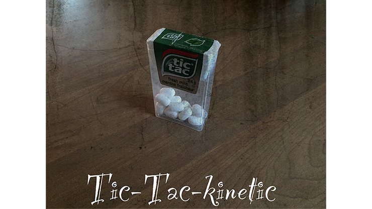 Tic-Tac-Kinetic by Alfred Dockstader