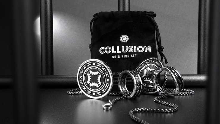 Collusion Complete Set by Mechanic Industries