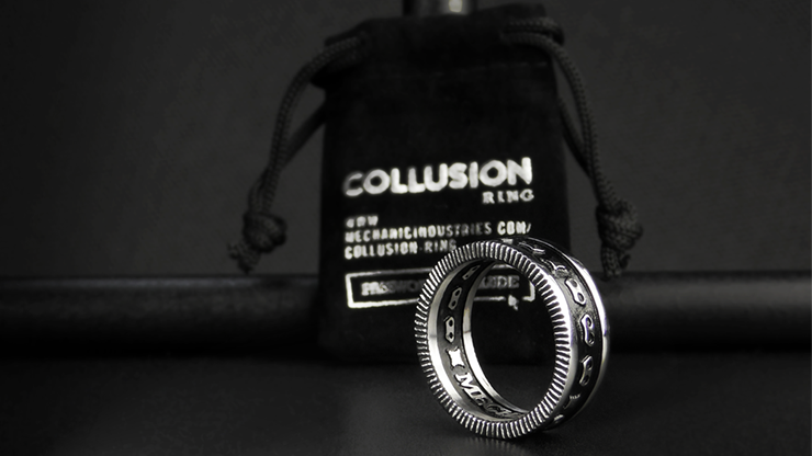 Collusion Ring (Small) by Mechanic Industries