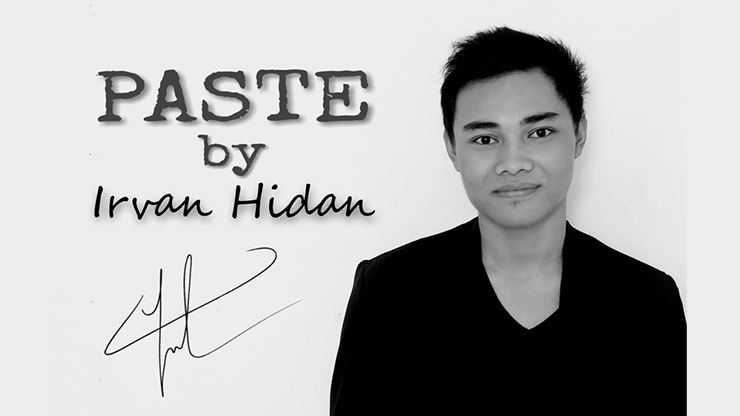 Paste by Irvan Hidan