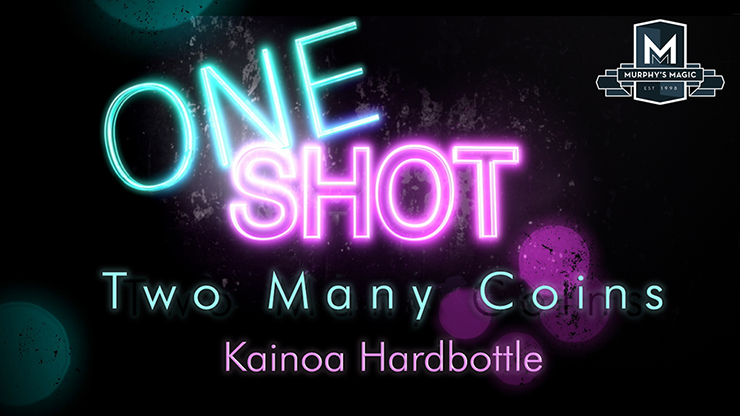 MMS ONE SHOT Two Many Coins by Kainoa Hardbottle video DOWNLOAD