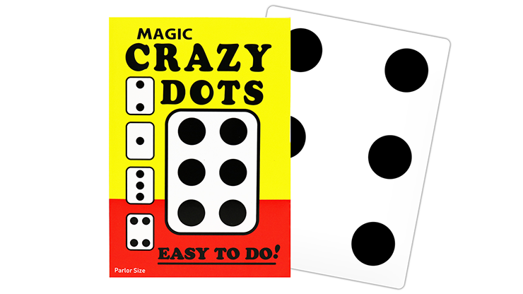 CRAZY DOTS (Parlor Size) - Murphy's Magic Supplies