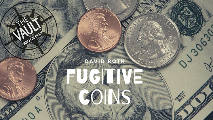 Fugitive Coins by David Roth