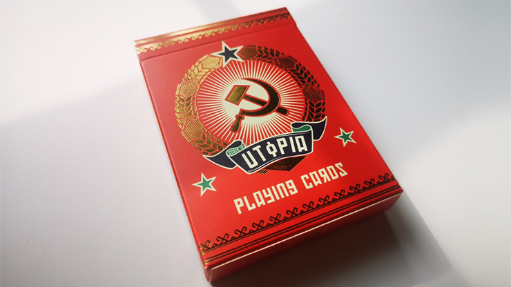State of Utopia Playing Cards