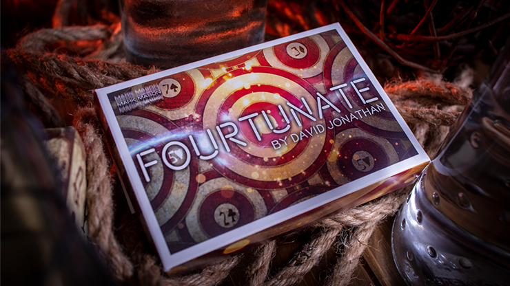 Fourtunate by David Jonathan and Mark Mason