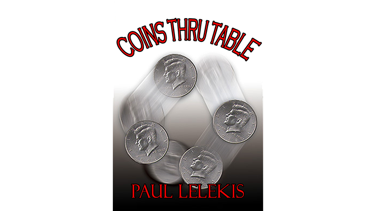 COINS THRU TABLE - Paul A. Lelekis eBook DOWNLOAD