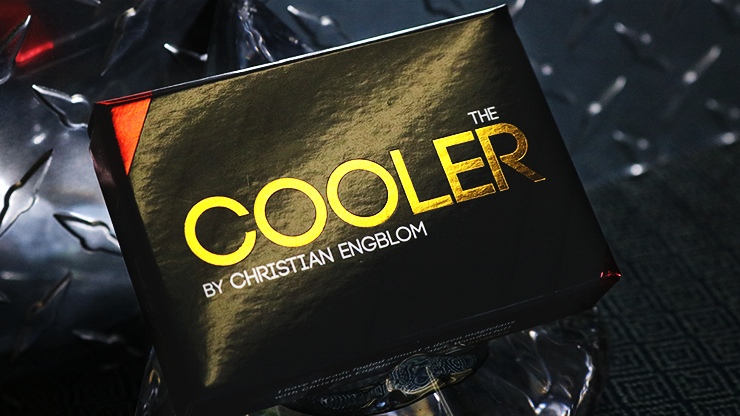 Cooler (Gimmicks and Online Instructions) by Christian Engblom - Trick