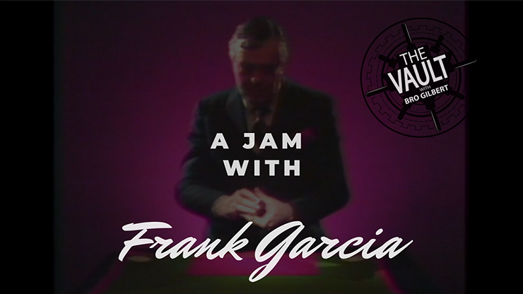 The Vault  A Jam With Frank Garcia video DOWNLOAD