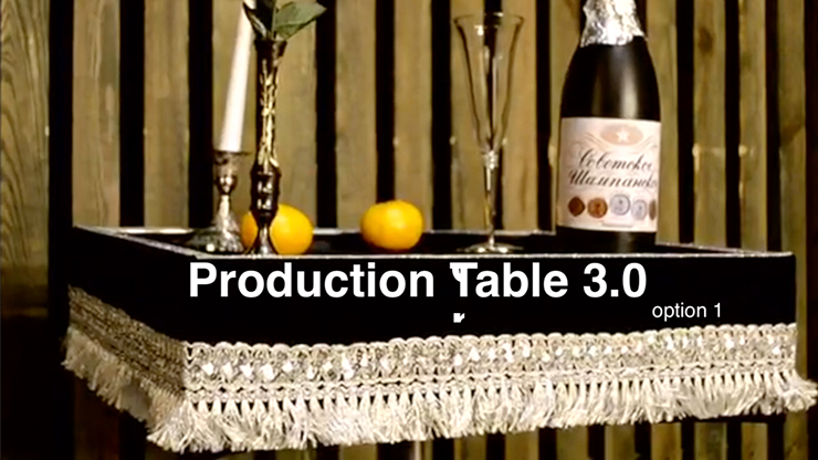 The Production Table (V3) - Victor Voitko (Gimmick and Online In