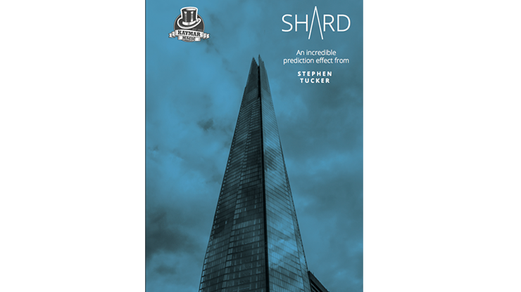 SHARD by Steven Tucker & Kaymar Magic