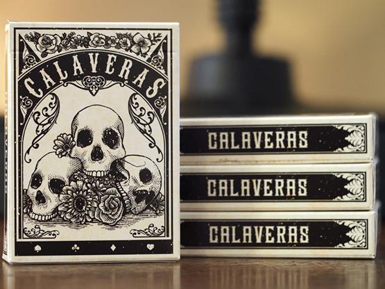Calaveras Playing Cards - Chris Ovdiyenko