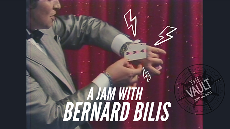 The Vault A Jam with Bernard Bilis video DOWNLOAD