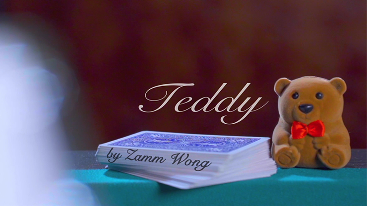 TEDDY (Blue) - Zamm Wong & Magic Action