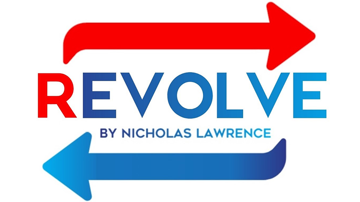 Revolve (Gimmicks and Online Instructions) - Nicholas Lawrence