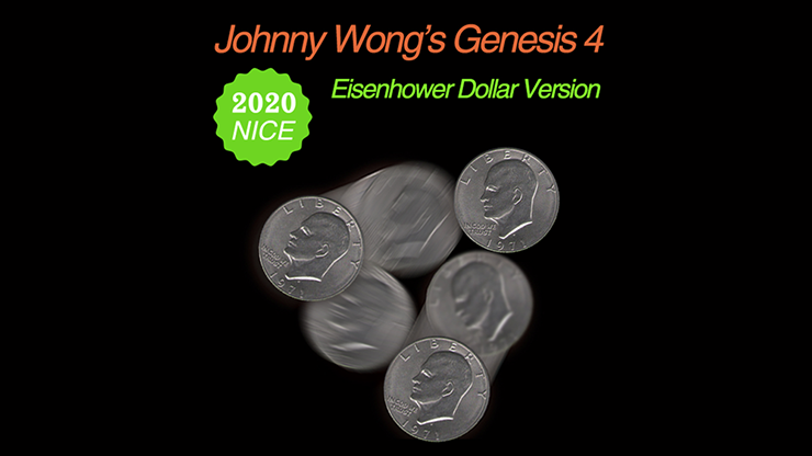 Genesis 4 Eisenhower by Johnny Wong