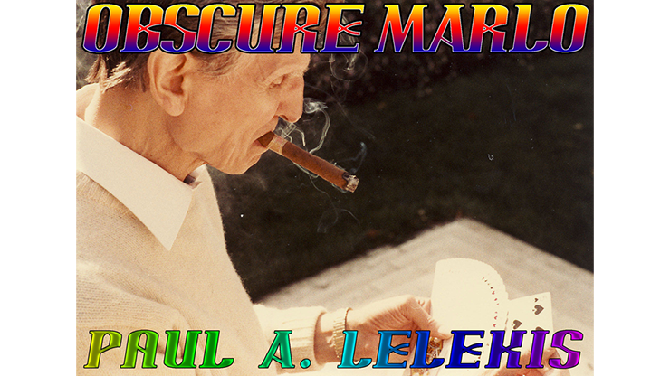 OBSCURE MARLO by Paul A. Lelekis eBook DOWNLOAD