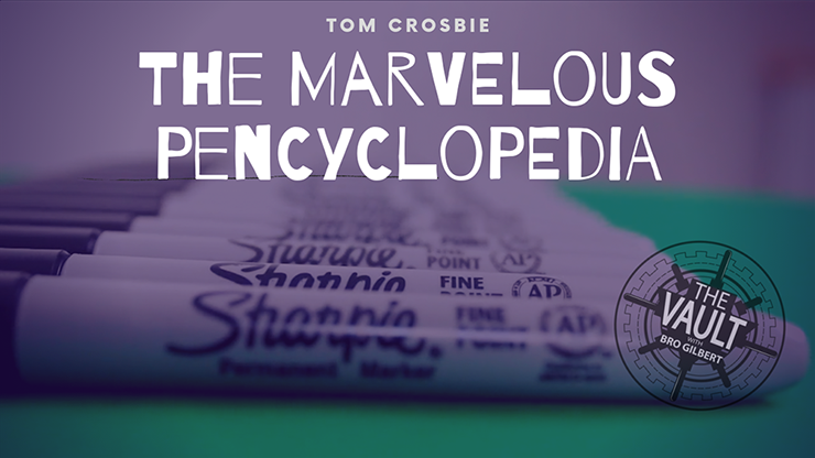 The Vault The Marvelous Pencyclopedia by Tom Crosbie video DOWNLOAD