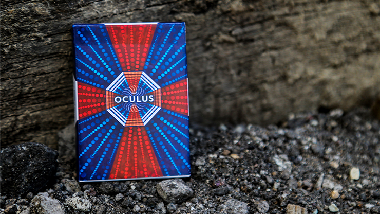 2 DECKS Oculus cardistry playing cards