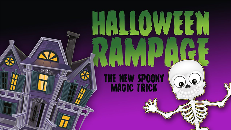 Halloween Rampage - Razamatazz Magic