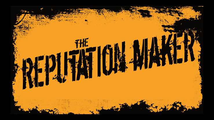 The Reputation Maker - Harry Robson and Matthew Wright video DOWNLOAD