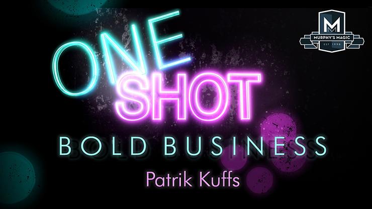 MMS ONE SHOT  BOLD BUSINESS - Patrik Kuffs video DOWNLOAD