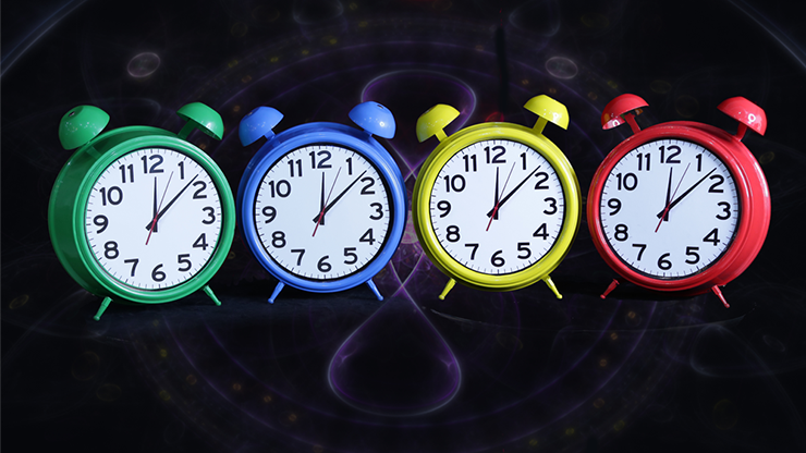Multiplying Clocks by Tora Magic