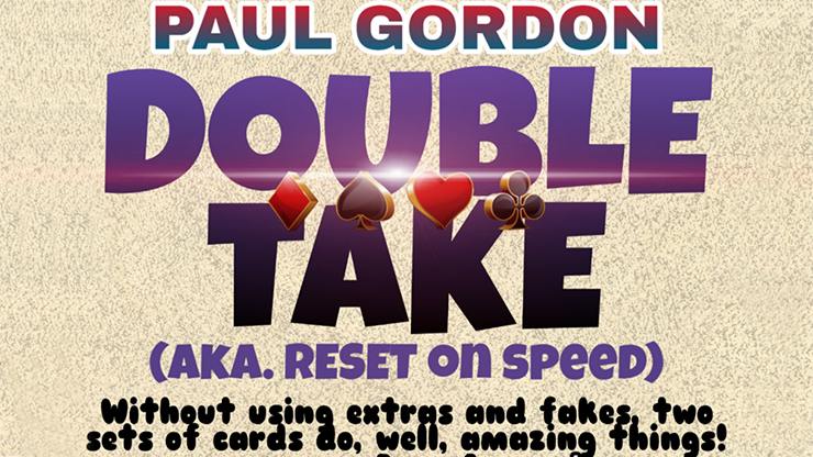 Double Take - Paul Gordon video DOWNLOAD