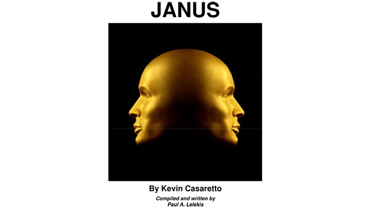 JANUS - Kevin Casaretto/Paul Lelekis Mixed Media DOWNLOAD