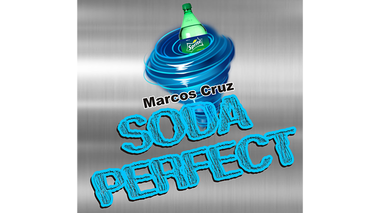 Soda Perfect by Marcos Cruz - Trick