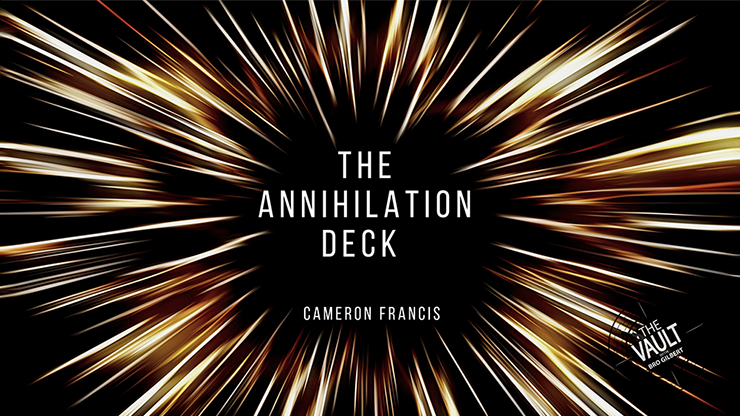 The Vault The Annihilation Deck by Cameron Francis Mixed Media DOWNLOAD