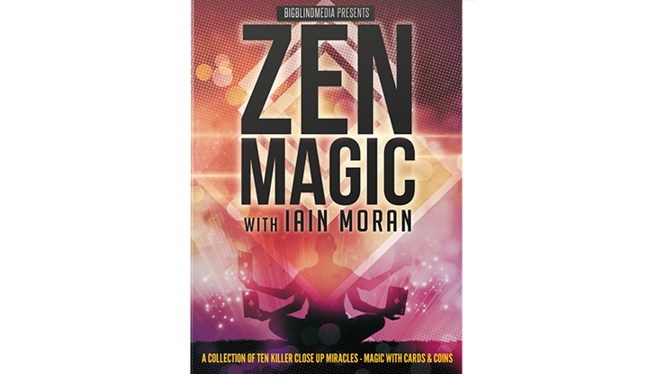 Zen Magic with Iain Moran Magic With Cards and Coins video DOWNLOAD