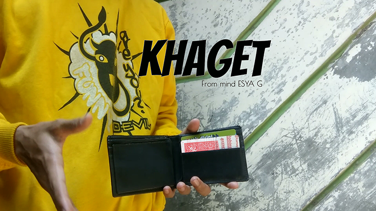 KHAGET - Esya G video DOWNLOAD
