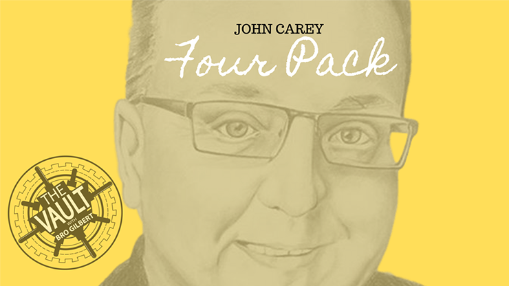 The Vault Four Pack by John Carey video DOWNLOAD