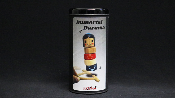 Immortal Daruma by PROMA