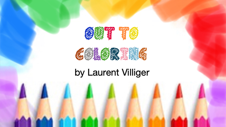 Out To Coloring (STAGE) - Laurent Villiger